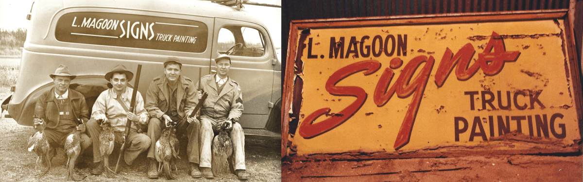 Magoon Signs